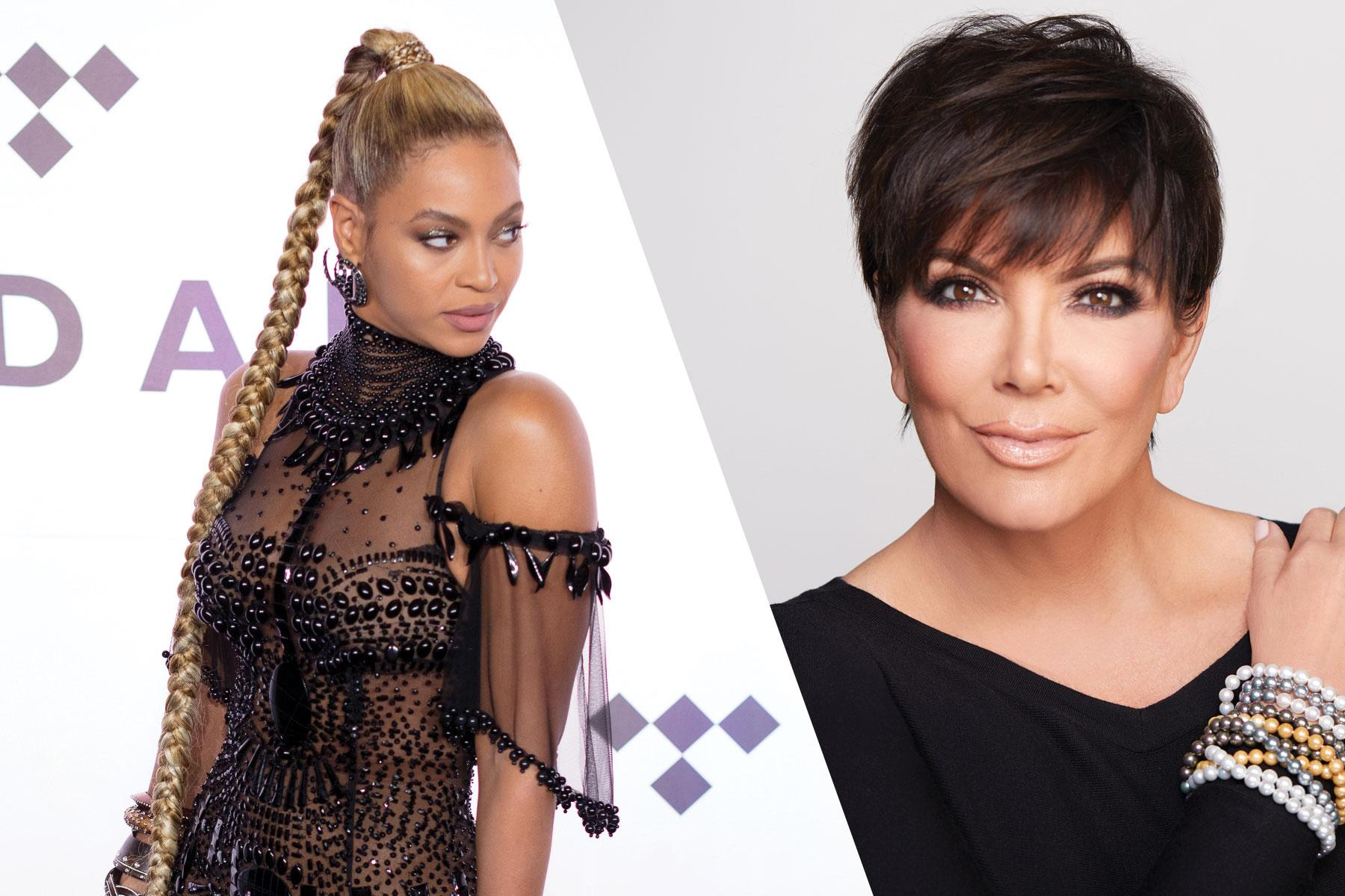 IT'S NEVER TOO LATE: Jay-Z Cheated on Beyoncé With Kris Jenner! Kris Jenner is 'Becky With the Good Hair' image
