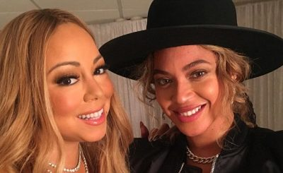 Beyoncé Provides Crying Shoulder For Recently Separated Mariah Carey
