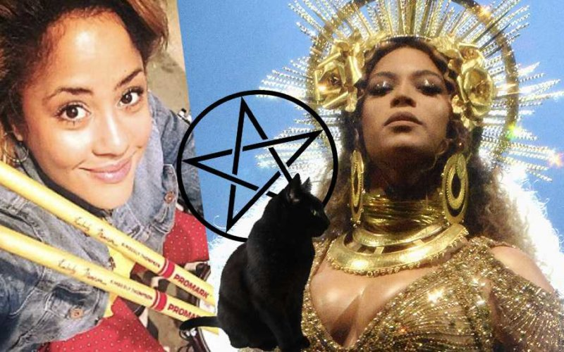 Beyoncé Accused Of 'EXTREME WITCHCRAFT!' image
