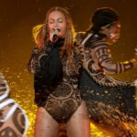 BEYONCE Performs at Coachella For SECOND Weekend in a Row! image