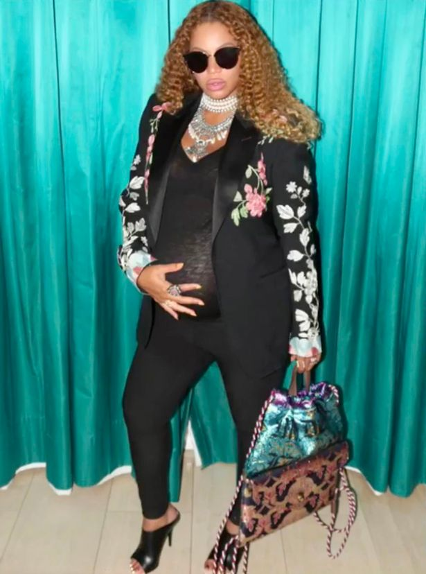 Beyoncé Throws Celebrity-Studded Baby Shower in Beverly Hills! image