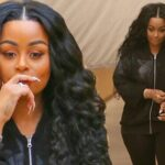 Blac Chyna Does the 'MANNEQUIN CHALLENGE' While Giving Birth! image