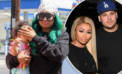 Blac Chyna Talks About Rob Kardashian on 'Good Morning America'