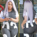 Pink Hair, Don't Care: Blac Chyna DYES Daughter's Hair PINK! image