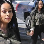 Blac Chyna Shows Off AMAZING WEIGHT LOSS Only 9 Days After Giving Birth! image