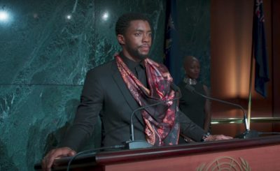 Marvel's 'BLACK PANTHER' Trailer