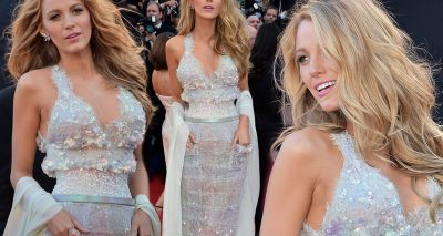 """Blake Lively Calls Hollywood Beauty """"UNREALISTIC"""""""
