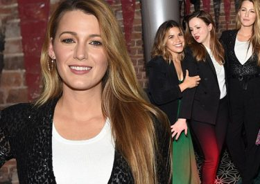 IN THE RING: Blake Lively to Play MMA Fighter in New Movie!