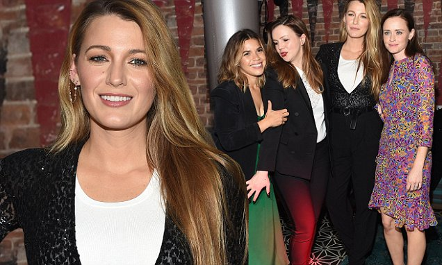IN THE RING: Blake Lively to Play MMA Fighter in New Movie! image