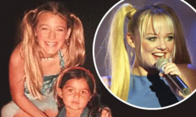 Blake Lively Dressed Up as a SPICE GIRL When She Was a Kid! image