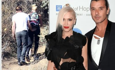 GWEN STEFANI Reportedly Married Blake Shelton LAST YEAR