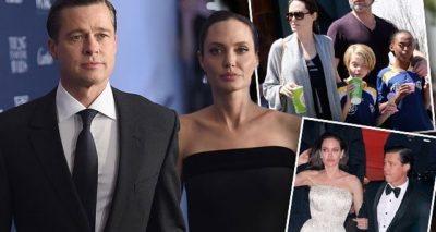 Angelina Jolie Hires Real-Life Kerry Washington As Crisis Manager, Her and Brad Trying to Settle Divorce Outside Courts