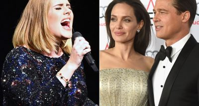 Adele Dedicates Concert to Brangelina in Wake of Shocking Worldwide Divorce News!