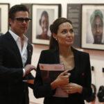 Angelina Jolie Takes Kids to See 'Love, Simon' - NOT TOMB RAIDER image