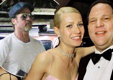 Brad Pitt Producing MOVIE About Harvey Weinstein!