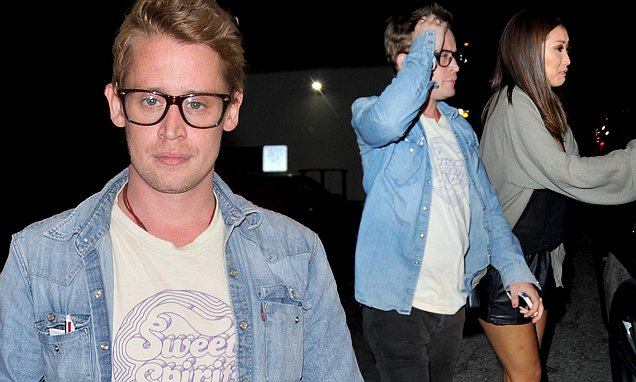 BRENDA SONG and Macaulay Culkin Starring in New Project image