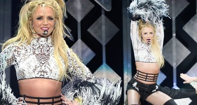 Britney Spears Turns 35 With Amazing Jingle Ball Performance!