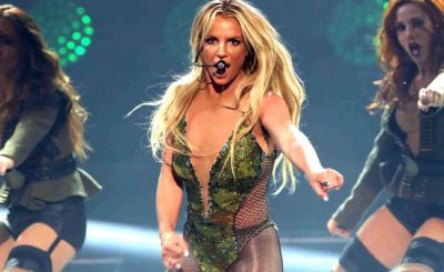 GIMME MORE: Britney Spears is Sex-Starved and Hungry For a Man!