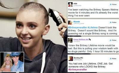 Celebrities & Twitter Review 'Britney Ever After' and The Verdict Is…
