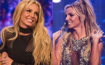 Britney Spears MAKE ME Performance on Jonathan Ross
