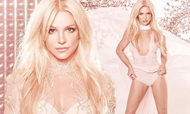 BRITNEY SPEARS PERFUME to Receive Fragrance of the Year Award