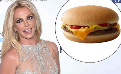 Britney Spears Reveals Her Favorite Fast-Food!