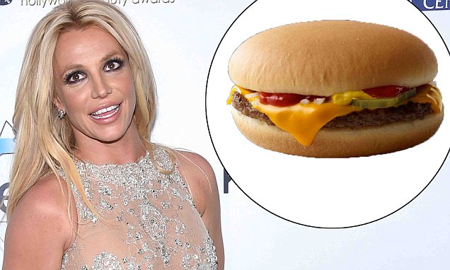 Britney Spears Reveals Her Favorite Fast-Food! image