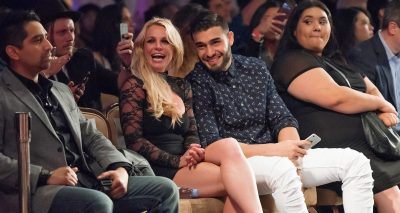 Britney Spears Supports Sam Asghari's Sister at LAFW!
