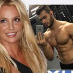 BRITNEY SPEARS Shows Off Christmas Decorations and Kisses Boyfriend on Her Birthday image