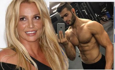 Britney Spears and Sam Asghari Have a Malibu SEA Date!