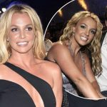 BRITNEY SPEARS In a Yellow Bikini After Ending Vegas Residency! image