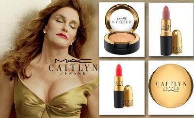 "Caitlyn Jenner MAC Collaboration For ""ALL RACES. ALL AGES. ALL SEXES"" Makeup Line!"