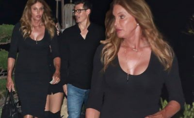 Hoping Nobody Notices: Caitlyn Jenner Steps Out for SUSHI After Breast Implant DISASTER!