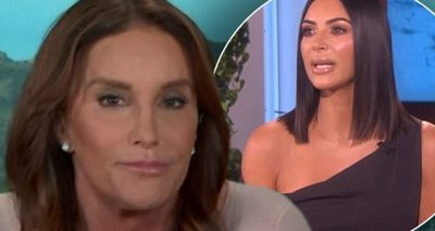 "Caitlyn Jenner Says She Hasn't Spoken to Kim Kardashian in ""A LONG TIME"""