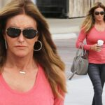 Hoping Nobody Notices: Caitlyn Jenner Steps Out for SUSHI After Breast Implant DISASTER! image