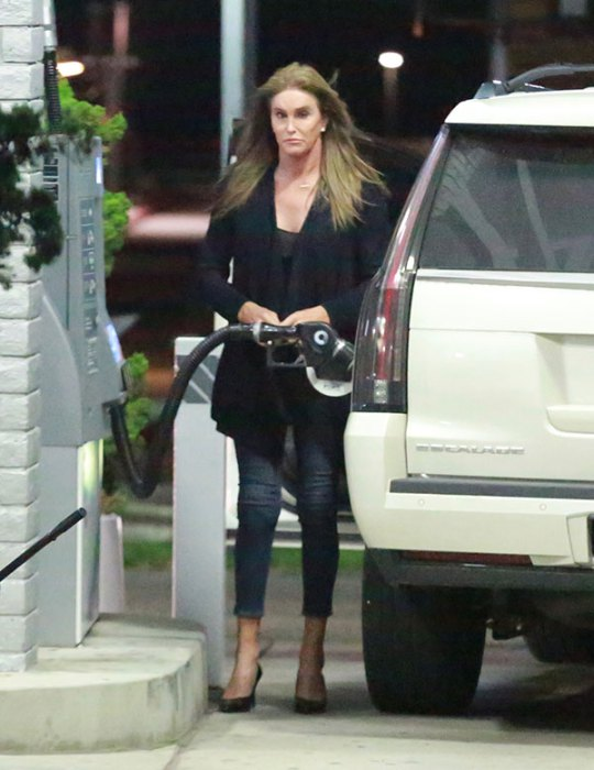 """Are You Fu**ing DONE?"" Caitlyn Jenner MELTS DOWN at a Gas Station! image"