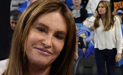 Caitlyn Jenner Disappointed @ UCLA Basketball on a Saturday Night!