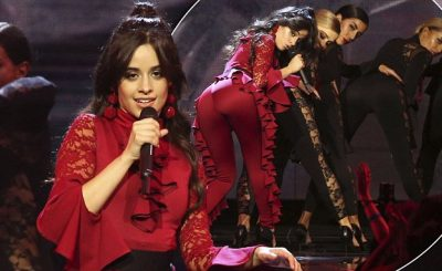 Camila Cabello Performs 'Havana' at MTV EMAs