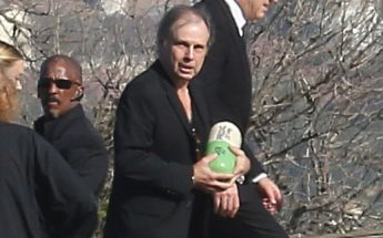 Carrie Fisher's Urn Shaped Like Giant Prozac!
