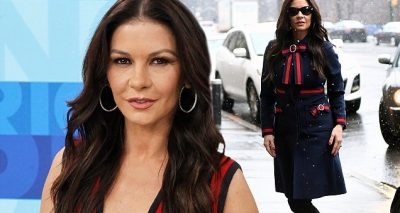 Catherine Zeta-Jones Talks About Being a DRUG-LORD!