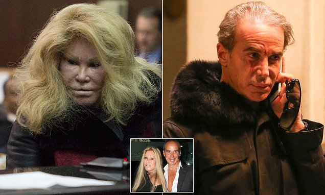 "Watch ""CATWOMAN"" Jocelyn Wildenstein Claw Her Fashion Designer Boyfriend's FACE! image"