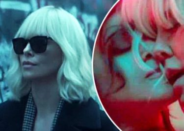 Charlize Theron is a LETHAL LESBIAN in 'Atomic Blonde' Trailer