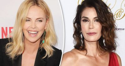 Charlize Theron PUNCHED Terri Hatcher IN THE FACE!