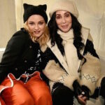 Madonna Keeps Up With Daughter Lourdes at Alexander WANG Fashion Show image