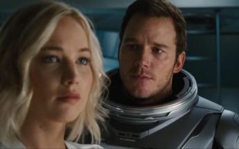 Chris Pratt Shows HUGE NUDE Muscles & Bruises From 'Passengers' Set