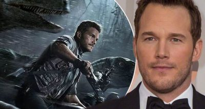 Chris Pratt Hires His Own Armpit Dryer: A REAL PERSON!