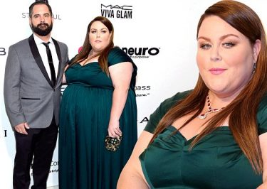 THIS IS LUST: Chrissy Metz's Boyfriend is Apparently OBSESSED With Her!