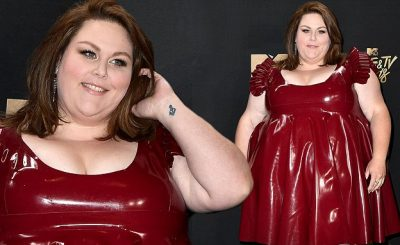 Chrissy Metz on Latex: I WEAR WHAT I WANT!