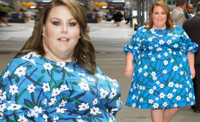 "Chrissy Metz Says She ""SHOWS UP"" For Herself!"