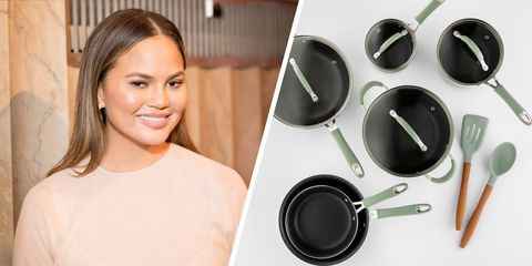 Chrissy Teigen Announces TARGET Kitchenware Collection image